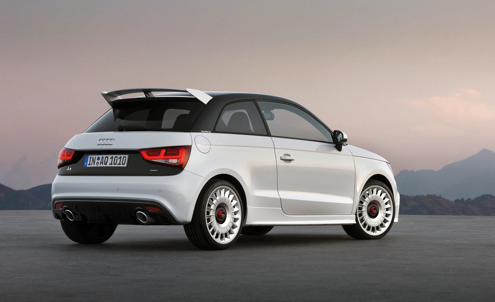 Design Exterieur 2 19 Audi A1 Quattro 2012 Http Audi A1 Free Fr
