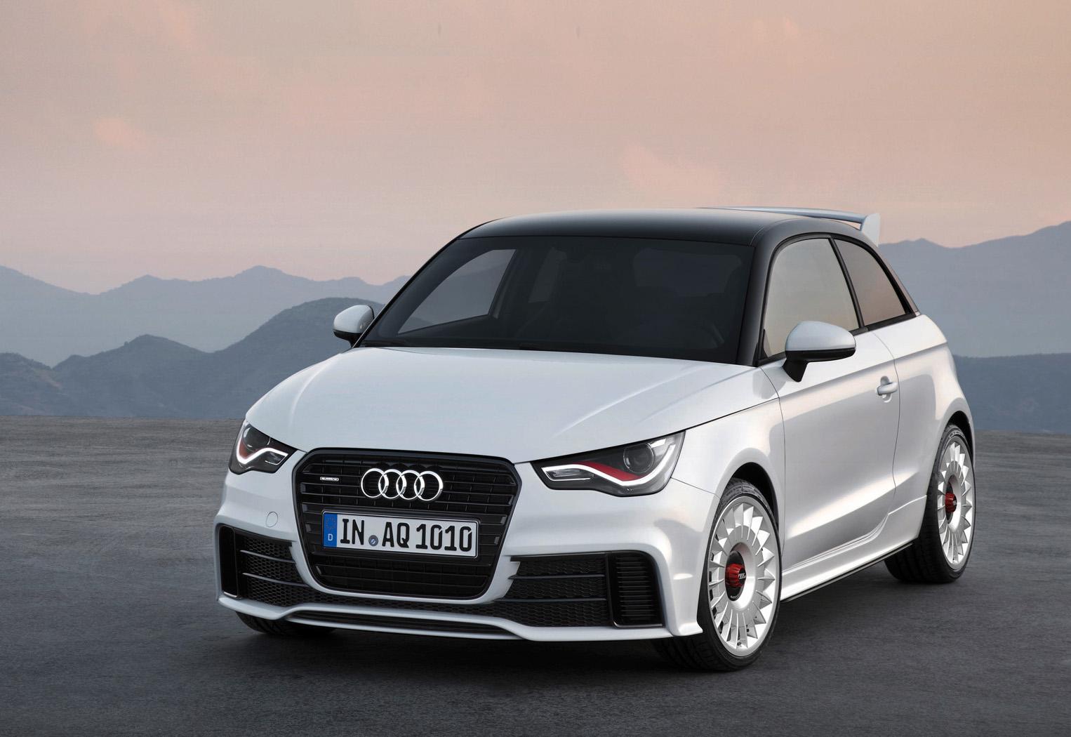 Design Exterieur 7 19 Audi A1 Quattro 2012 Http Audi A1 Free Fr