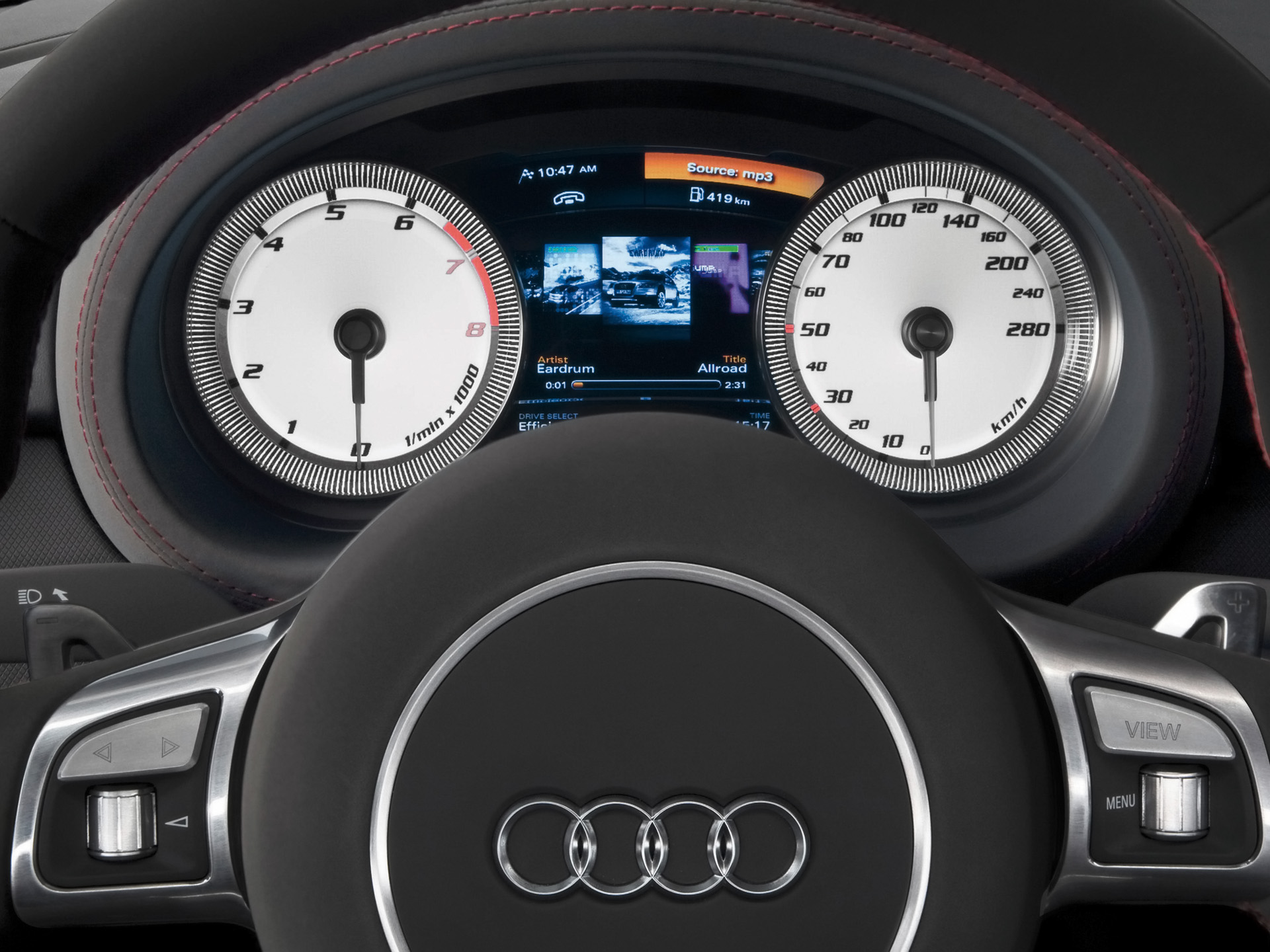4 18 audi a1 metroproject quattro concept. Black Bedroom Furniture Sets. Home Design Ideas